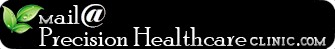 Email Precision Healthcare Clinic